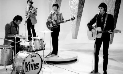 The Kinks photo by David Redfern/Redferns