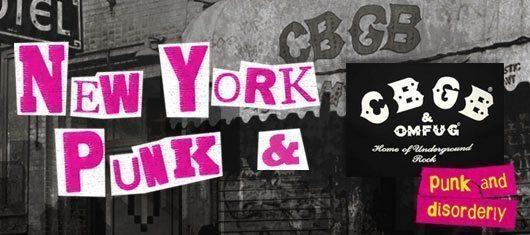 City Scenes – New York Punk & CBGBs
