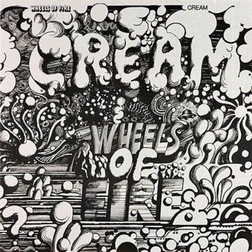 When Cream Were On Fire