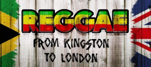 Reggae - Kingston To London