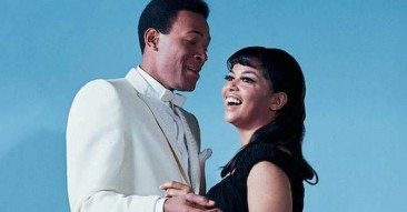 When Marvin Gaye & Tammi Terrell Made Beautiful Music