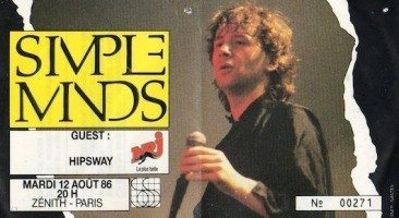 The Day Simple Minds Conquered Paris