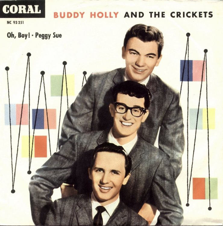 Buddy Holly And The Crickets Peggy Sue