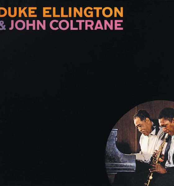 Duke Ellington & John Coltrane Album Cover