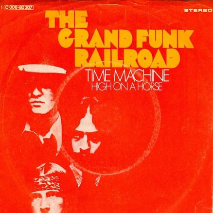 Grand Funk Time Machine