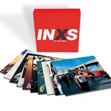A Vinyl Excess Of INXS