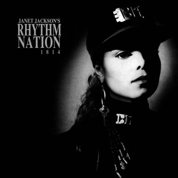 Janet Jackson's Rhythm Nation 1814 album cover web optimised 820