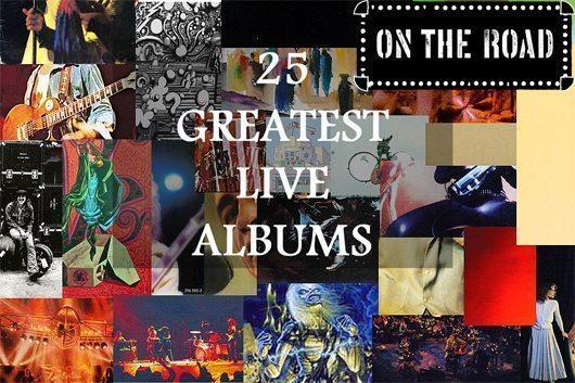 Hello Los Angeles…London… Paris… The Greatest Live Albums