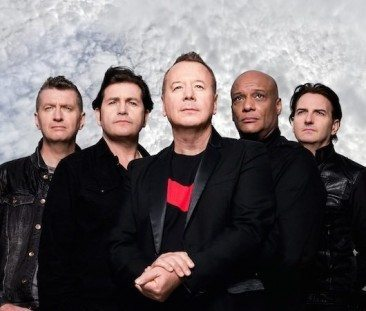 Simple Minds Deliver 'Big Music'