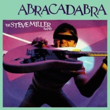 Abracadabra, The Steve Miller Band Are No. 1
