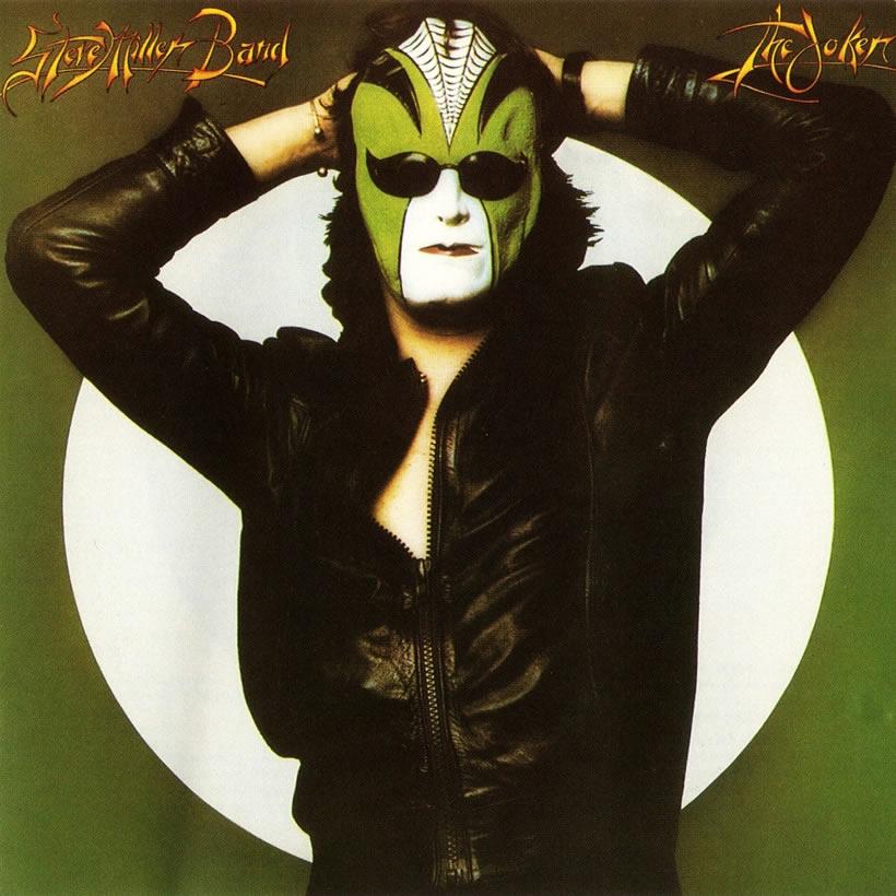 The Joker album cover