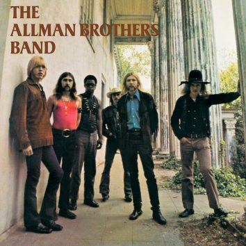 Allman Brothers Band self titled album