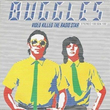 The Buggles Become Video And Radio Stars