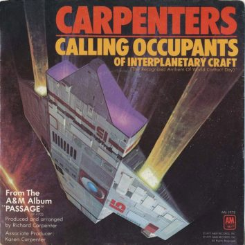 Calling Occupants Of Interplanetary Craft