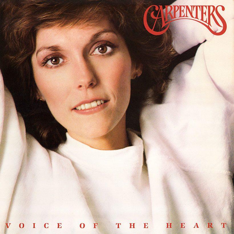 Carpenters Voice Of The Heart album cover web optimised 820