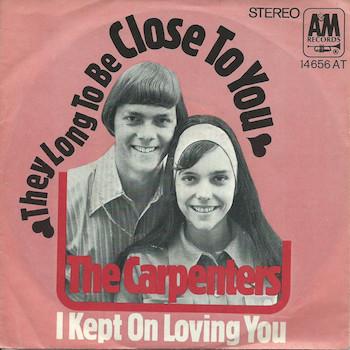 Close To You Carpenters