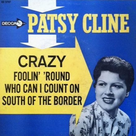 Crazy Patsy Cline EP