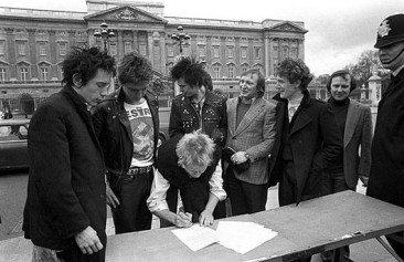 Sex Pistols' Signing Saga