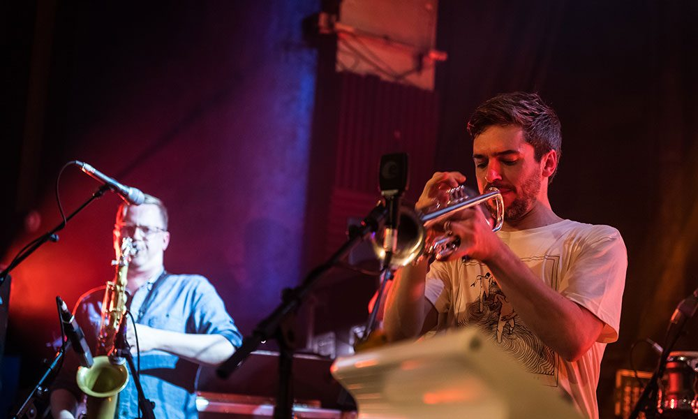 Snarky Puppy photo by Keith Griner and Getty Images