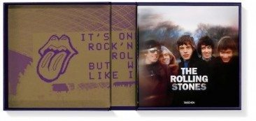 New Stones Book Depicts 50 'Roller Coaster' Years
