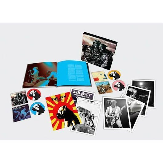 The Jam's 'Setting Sons' Super Deluxe