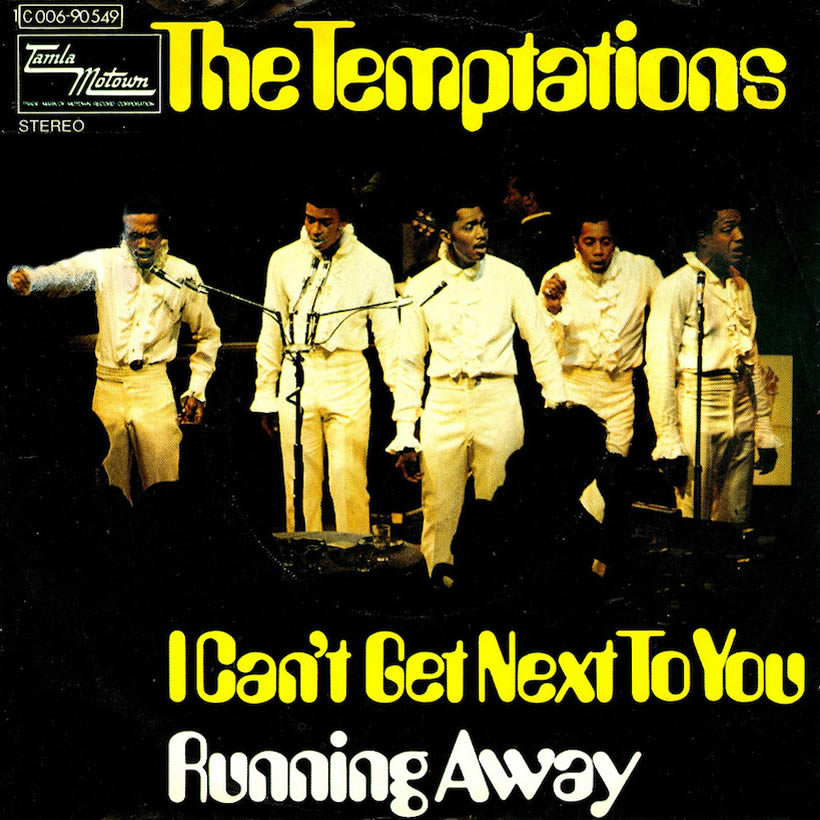 The Temptations - I Cant Get Next To You