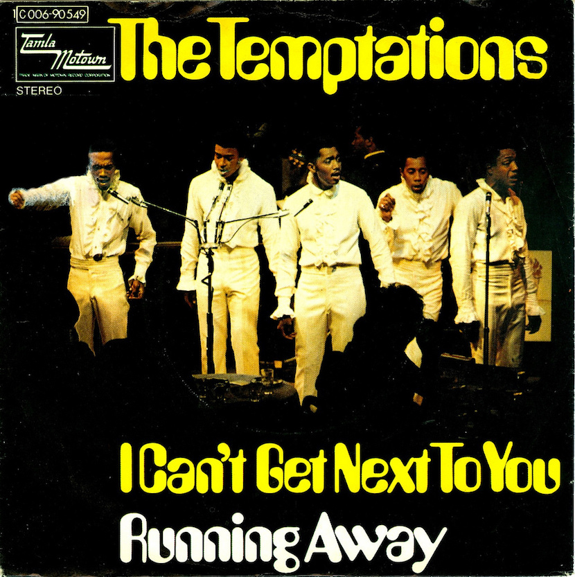 The Temptations I Can't Get Next To You - Dennis Edwards