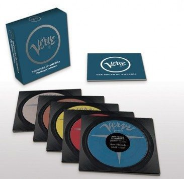 Verve – The Sound of America Singles Collection
