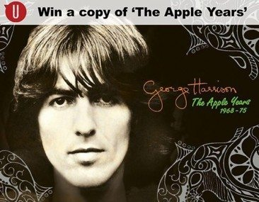 George Harrison – 'The Apple Years' Box Set Competition