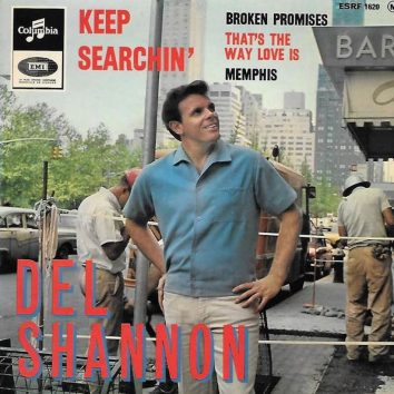 Del Shannon Keep Searchin