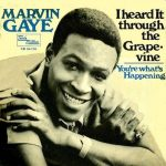 Marvin Gaye Gets On The Grapevine