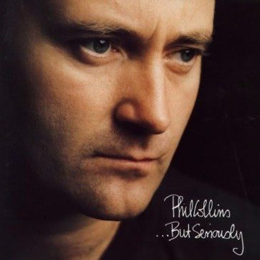 Phil Collins Gets Serious