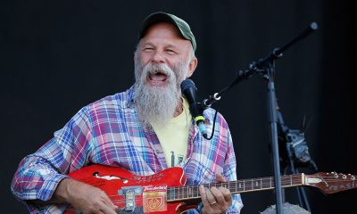 Seasick Steve photo by Simone Joyner and Getty Images