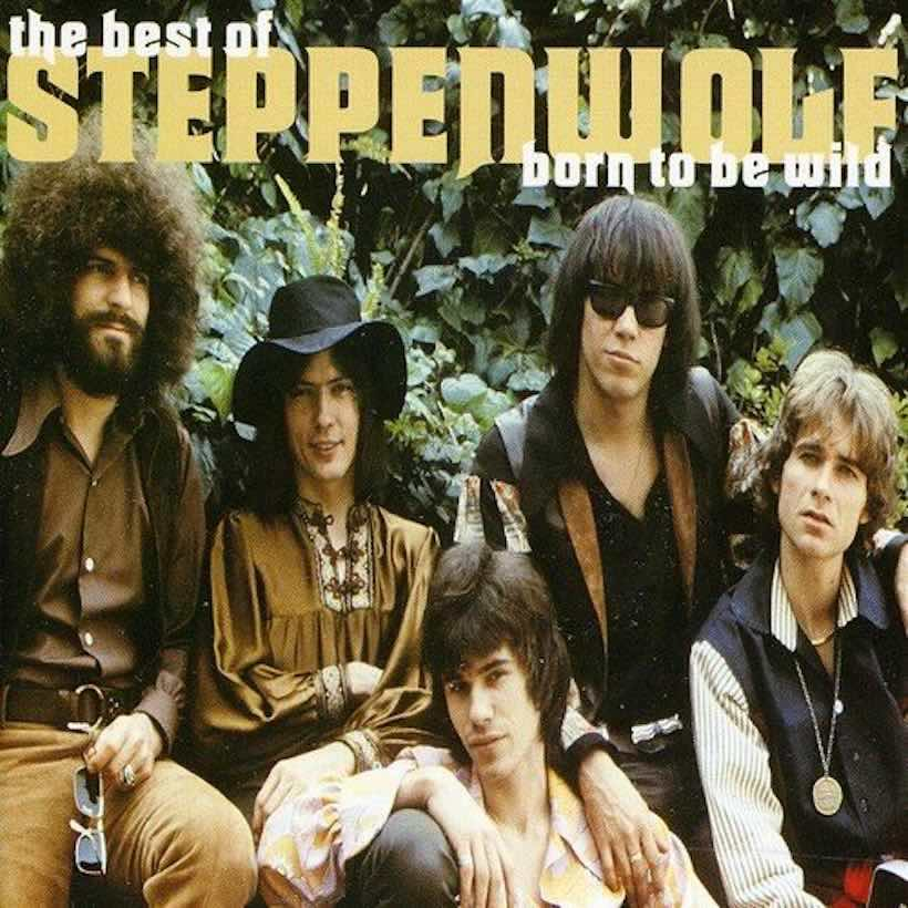 Steppenwolf's Jerry Edmonton: The Man With The 'Born To Be Wild' Beat