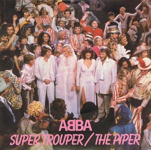 ABBA Score Their Final UK No. 1