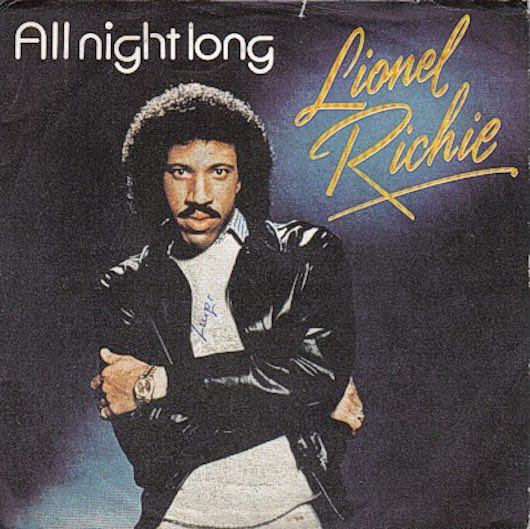 Lionel Richie Plays All Night Long