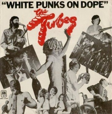 White Punks The Tubes Invade UK Chart