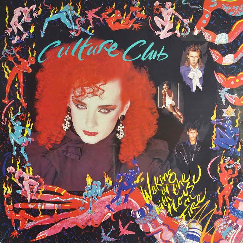 Waking Up With The House On Fire Culture Club