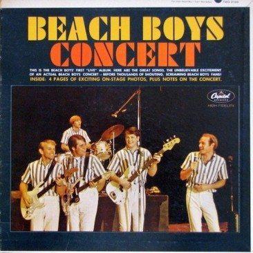 Beach Boys Live And No. 1
