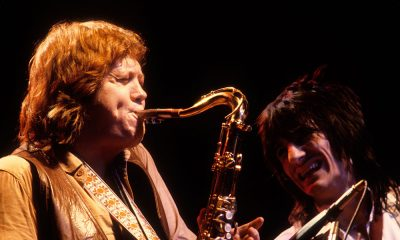 Bobby Keys photo by Ed Perlstein and Redferns and Getty Images
