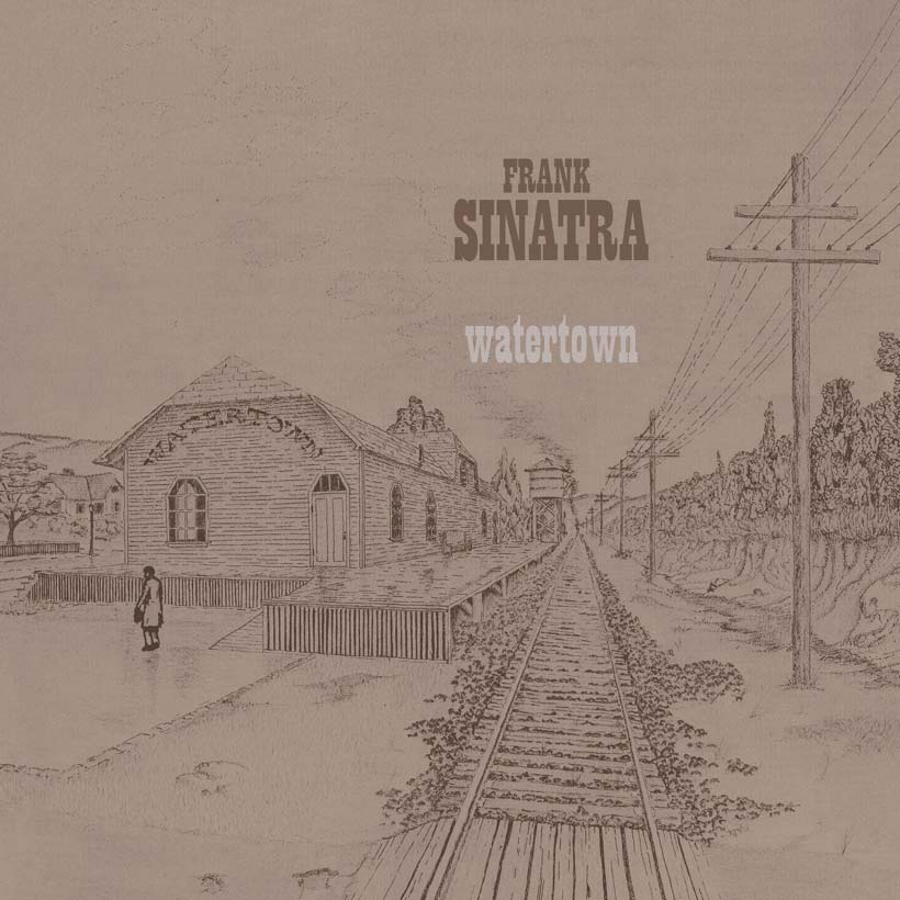 Frank Sinatra Watertown album cover web optimised 820