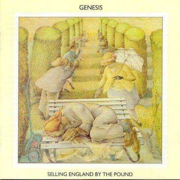 Genesis Break America By The Pound