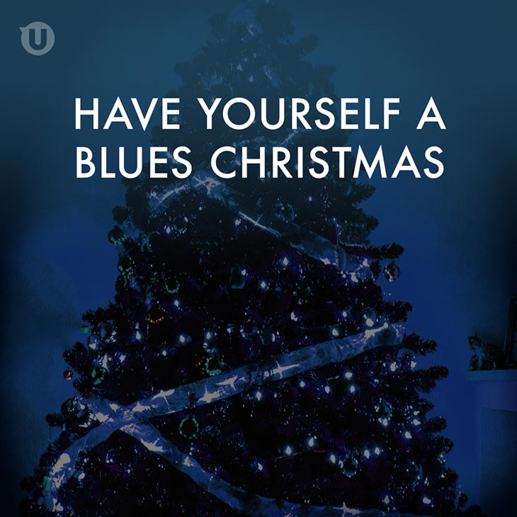 Best Blues Christmas Songs playlist artwork web 730 optimised
