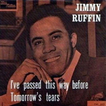Jimmy Ruffin Follows The 'Brokenhearted'
