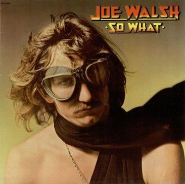 Joe Walsh, Just Before The Eagles Called