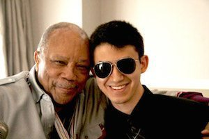 Quincy Jones Justin Kauflin