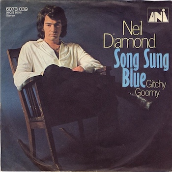 Song Sung Blue Neil Diamond