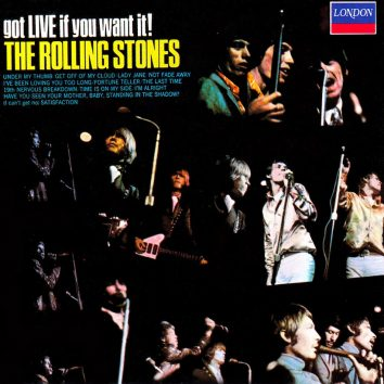 The Rolling Stones Got Live If You Want It