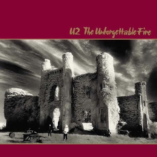 U2 The Unforgettable Fire The Stories Behind The Albums