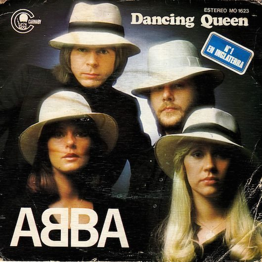 ABBA Reign In America — For The Only Time